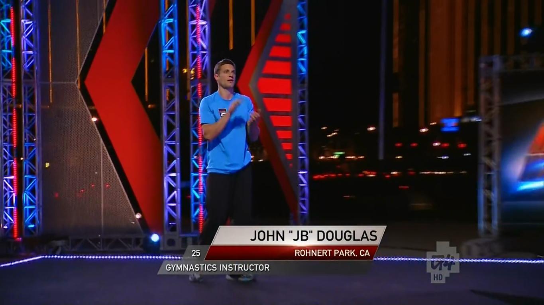 JB Douglas