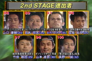 SASUKE 14's First Stage Clears B.png