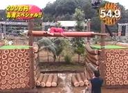 SASUKE 2's Burasagari Maruta