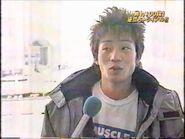 Iketani Naoki Hand Walk Climb