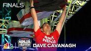 Dave Cavanagh's Speedy Run - American Ninja Warrior Baltimore City Finals 2019