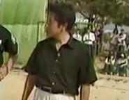 Hatsuta Keisuke Struck Out
