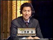 Ogasawara Wataru Celebrity Sportsman No1 Fall 2003