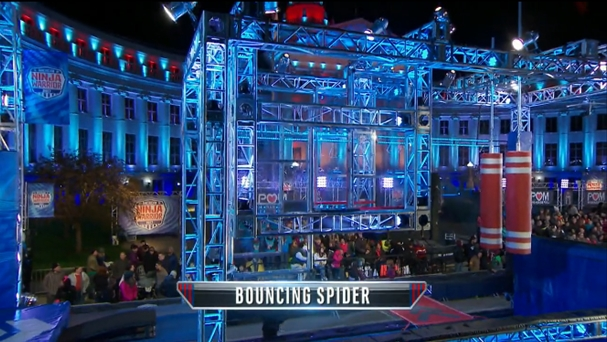 Bouncing Spider