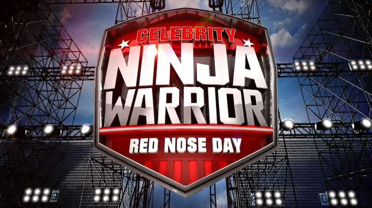 Celebrity Ninja Warrior: Red Nose Day 2