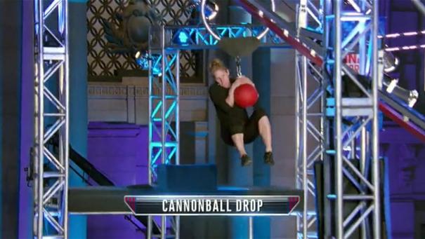 Cannonball Drop