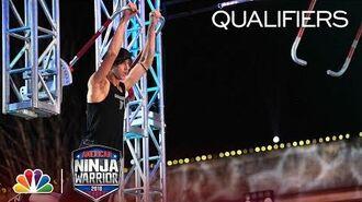 "Mathis_""Kid""_Owhadi_at_the_Dallas_City_Qualifiers_-_American_Ninja_Warrior_2018"