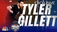Tyler Gillett's Inspired Run - American Ninja Warrior Atlanta City Finals 2019 (Digital Exclusive)
