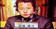 Hatsuta Keisuke Celebrity Sportsman No1 Spring 2006