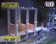 Wall Lifting in SASUKE 19 to SASUKE 27