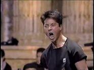 Kane Kosugi Celebrity Sportsman No1 1999