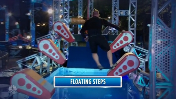 Floating Steps