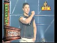 Nakayama Kinnikun Celebrity Sportsman No1 Fall 2002