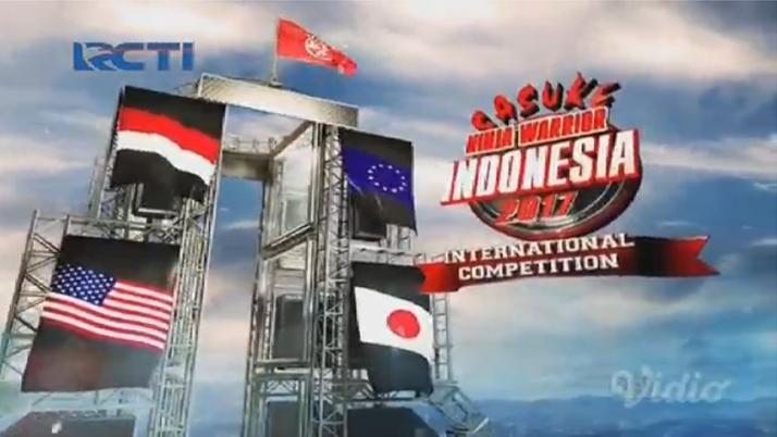SASUKE Ninja Warrior Indonesia: International Competition