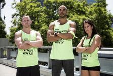 -18 Karsten's Fast Kats- Karsten Williams (Captain)., Kevin Klein, and Joy Strickland (Team Ninja Warrior Season 2)..JPG