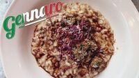 Simple Sausage Risotto with Gennaro