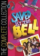 Saved by the Bell Merch Region 1 Lionsgate