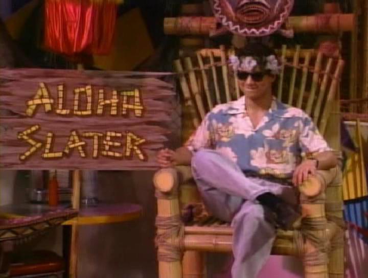 Aloha Slater