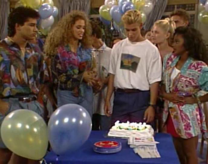 Zack's Birthday