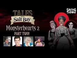 Monsterhearts - Tales from Salt Bay - Part Two