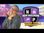 New Pantheon- Academia - S2E6