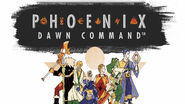 Phoenix Dawn Command Logo