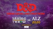 High Level D&D 2020 ENDALZ Charity RPG Marathon