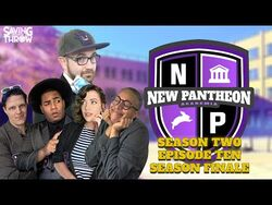 New Pantheon- Academia - S2E10