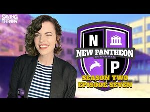 New Pantheon- Academia - S2E7