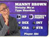 "Emancipation ""Manny"" Brown"