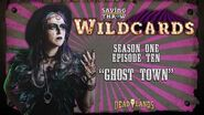 "Wildcards Carnival - S1E10 - ""Ghost Town"" with special guest TK Johnson"