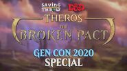 The Broken Pact - D&D Theros Adventure GenCon2020