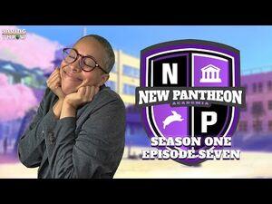 New Pantheon- Academia - S1E7