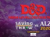 High Level D&D (ALZ Marathon 2020 one-shot)