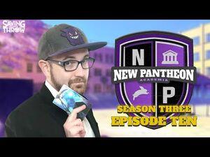 New Pantheon- Academia - S3E10