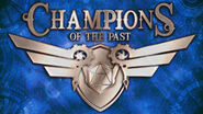 Champions of the Past Logo