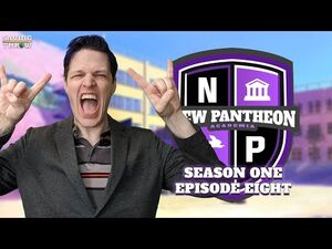 New Pantheon- Academia - S1E8