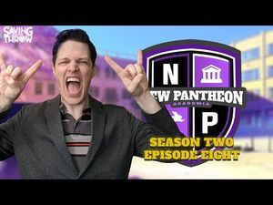 New Pantheon- Academia - S2E8