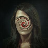 Spiral Angie Garza Poster