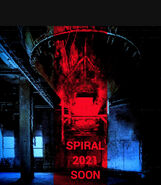 Spiral Coming Soon Trap Poster