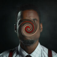 Spiral Zeke Banks Poster
