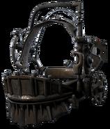 DBD reverse-bear-trap