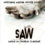 Saw Additional Motion Picture Score