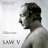 Saw V Original Score Artwork