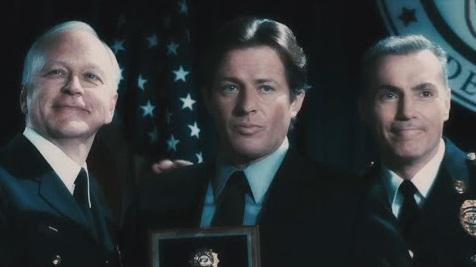 Hoffman's Honor Plaque