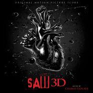 Saw 3D Original Score Artwork
