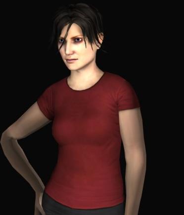 Amanda Young (Video Games)