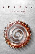 Spiralfromthebookofsawposter