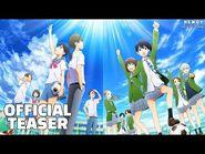 Farewell, My Dear Cramer Official Trailer -Sayonara Watashi no Cramer PV- Movie & TV