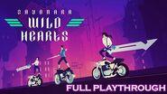 Sayonara Wild Hearts - Full Playthrough (PS4, No Commentary)-0